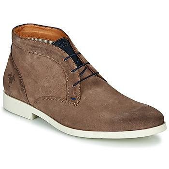 Pantofi Bărbați Ghete Kost COMTE 5C Taupe