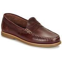 Pantofi Bărbați Mocasini Lumberjack NAVIGATOR Maro