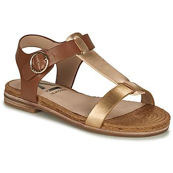 Pantofi Femei Sandale  Armistice RIO SUNSET Maro / Auriu