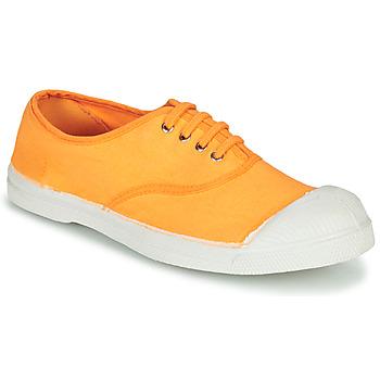 Pantofi Femei Pantofi sport Casual Bensimon TENNIS LACET Portocaliu