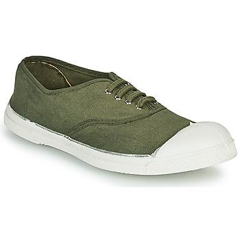 Pantofi Femei Pantofi sport Casual Bensimon TENNIS LACET Kaki