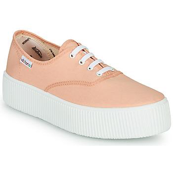 Pantofi Femei Pantofi sport Casual Victoria DOBLE LONA Corai
