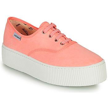 Pantofi Femei Pantofi sport Casual Victoria DOBLE FLUO Corai