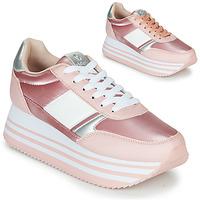 Pantofi Femei Pantofi sport Casual Victoria COMETA DOBLE METAL Roz