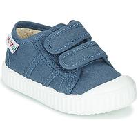 Pantofi Copii Pantofi sport Casual Victoria BASKET VELCRO Albastru