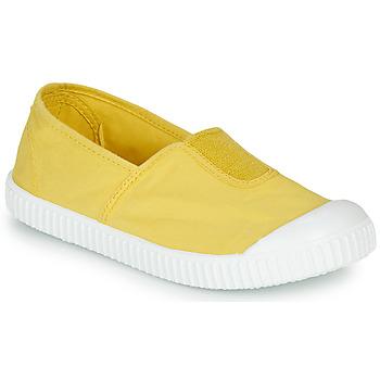 Pantofi Fete Pantofi sport Casual Victoria CAMPING TINTADO Galben