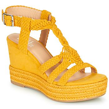 Pantofi Femei Sandale  Bullboxer 175018F2T Galben