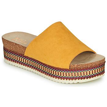 Pantofi Femei Papuci de vară Bullboxer 886014F1TAMUST Portocaliu
