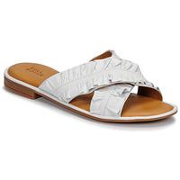 Pantofi Femei Papuci de vară Bullboxer 510000T1L Alb