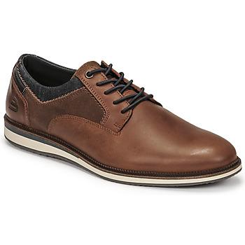 Pantofi Bărbați Pantofi Derby Bullboxer THOMAS Maro