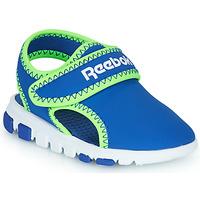 Pantofi Băieți Sandale  Reebok Sport WAVE GLIDER III Albastru / Verde