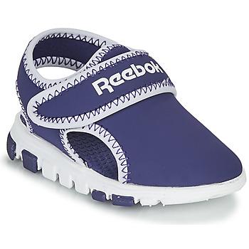 Pantofi Copii Sandale  Reebok Sport WAVE GLIDER III Albastru / Gri