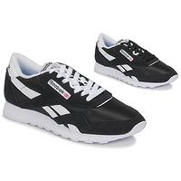 Pantofi Pantofi sport Casual Reebok Classic CL NYLON Negru