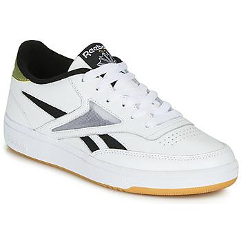 Pantofi Femei Pantofi sport Casual Reebok Classic CLUB C REVENGE MARK Alb / Auriu