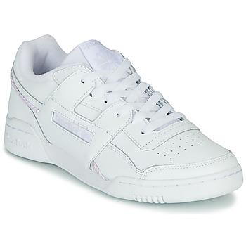 Pantofi Femei Pantofi sport Casual Reebok Classic WORKOUT LO PLUS Alb