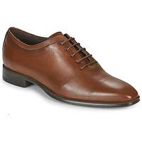 Pantofi Bărbați Pantofi Oxford Carlington MINEA Coniac
