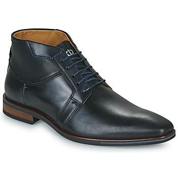 Pantofi Bărbați Ghete Carlington JESSY Negru