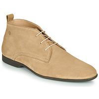 Pantofi Bărbați Ghete Carlington EONARD Bej