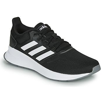 Pantofi Femei Trail și running adidas Performance RUNFALCON Negru / Alb