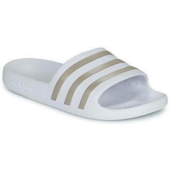 Pantofi Șlapi adidas Performance ADILETTE AQUA Alb
