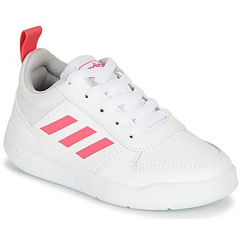 Pantofi Fete Pantofi sport Casual adidas Performance TENSAUR K Alb / Roz