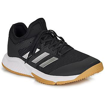 Pantofi Bărbați Sport de interior adidas Performance COURT TEAM BOUNCE M Negru / Alb