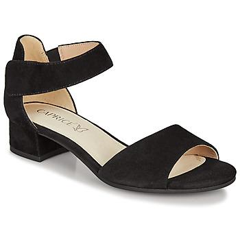 Pantofi Femei Sandale  Caprice BESSINA Negru