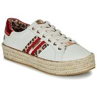 Pantofi Femei Pantofi sport Casual Dockers by Gerli 46GV202-509 Alb / Multi