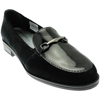 Pantofi Femei Mocasini Calzaturificio Loren LOX5907ne nero