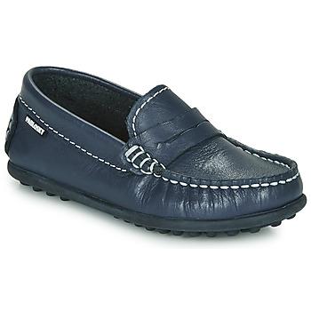 Pantofi Băieți Mocasini Pablosky  Bleumarin