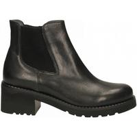 Pantofi Femei Botine Calpierre BUFALIS ROMM nero