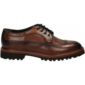Pantofi Femei Pantofi Derby Brecos CAPRI brandy-tdm