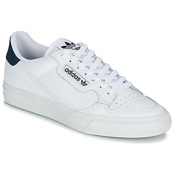 Pantofi Pantofi sport Casual adidas Originals CONTINENTAL VULC Alb