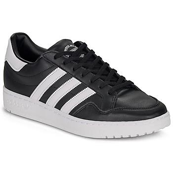 Pantofi Pantofi sport Casual adidas Originals MODERN 80 EUR COURT Negru / Alb