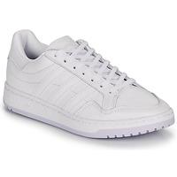 Pantofi Femei Pantofi sport Casual adidas Originals MODERN 80 EUR COURT W Alb