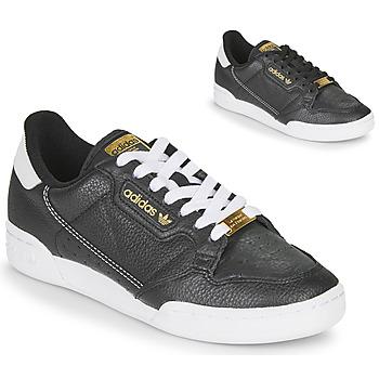 Pantofi Femei Pantofi sport Casual adidas Originals CONTINENTAL 80 Negru