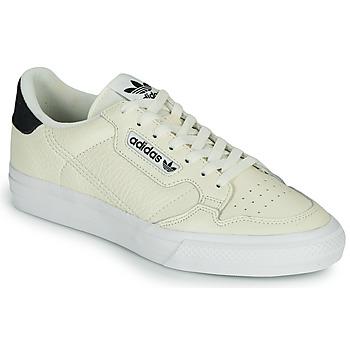 Pantofi Pantofi sport Casual adidas Originals CONTINENTAL VULC Bej