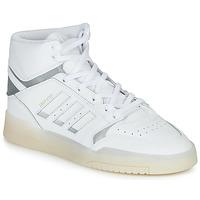 Pantofi Bărbați Pantofi sport stil gheata adidas Originals DROP STEP Alb
