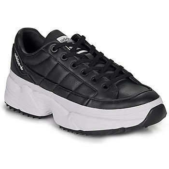 Pantofi Femei Pantofi sport Casual adidas Originals KIELLOR W Negru