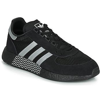 Pantofi Pantofi sport Casual adidas Originals MARATHON TECH Negru / Alb