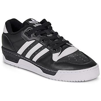 Pantofi Bărbați Pantofi sport Casual adidas Originals RIVALRY LOW Negru / Alb