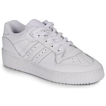 Pantofi Femei Pantofi sport Casual adidas Originals RIVALRY LOW W Alb