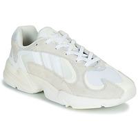 Pantofi Bărbați Pantofi sport Casual adidas Originals YUNG 1 Alb