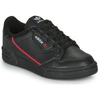 Pantofi Copii Pantofi sport Casual adidas Originals CONTINENTAL 80 C Negru