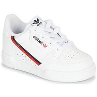 Pantofi Copii Pantofi sport Casual adidas Originals CONTINENTAL 80 I Alb