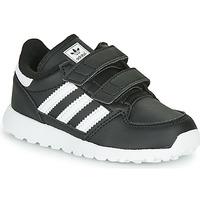 Pantofi Copii Pantofi sport Casual adidas Originals FOREST GROVE CF I Negru