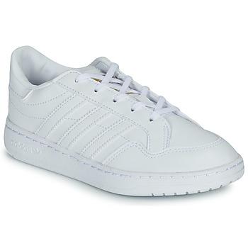 Pantofi Copii Pantofi sport Casual adidas Originals Novice C Alb