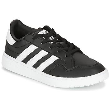 Pantofi Copii Pantofi sport Casual adidas Originals Novice C Negru / Alb