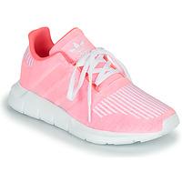 Pantofi Fete Pantofi sport Casual adidas Originals SWIFT RUN J Roz