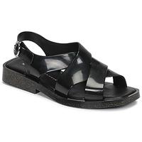 Pantofi Femei Sandale  Melissa MELROSE Negru